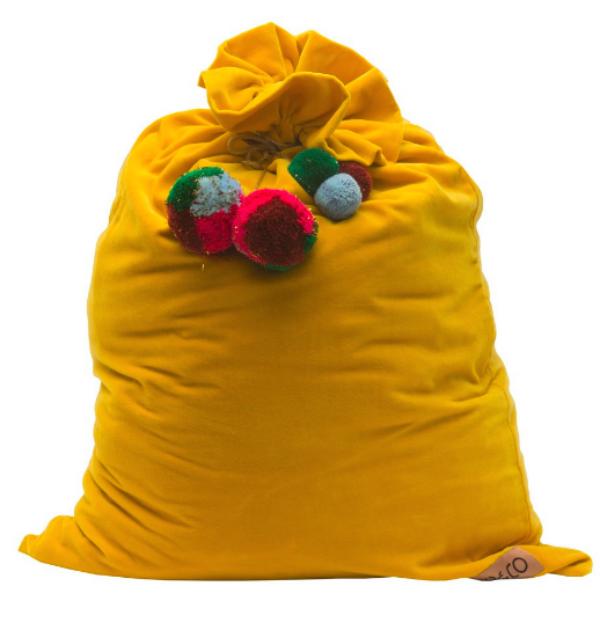 image-5-kip-and-co-gold-velvet-santa-sack-59