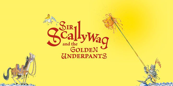 REVIEW: Sir Scallywag & the Golden Underpants