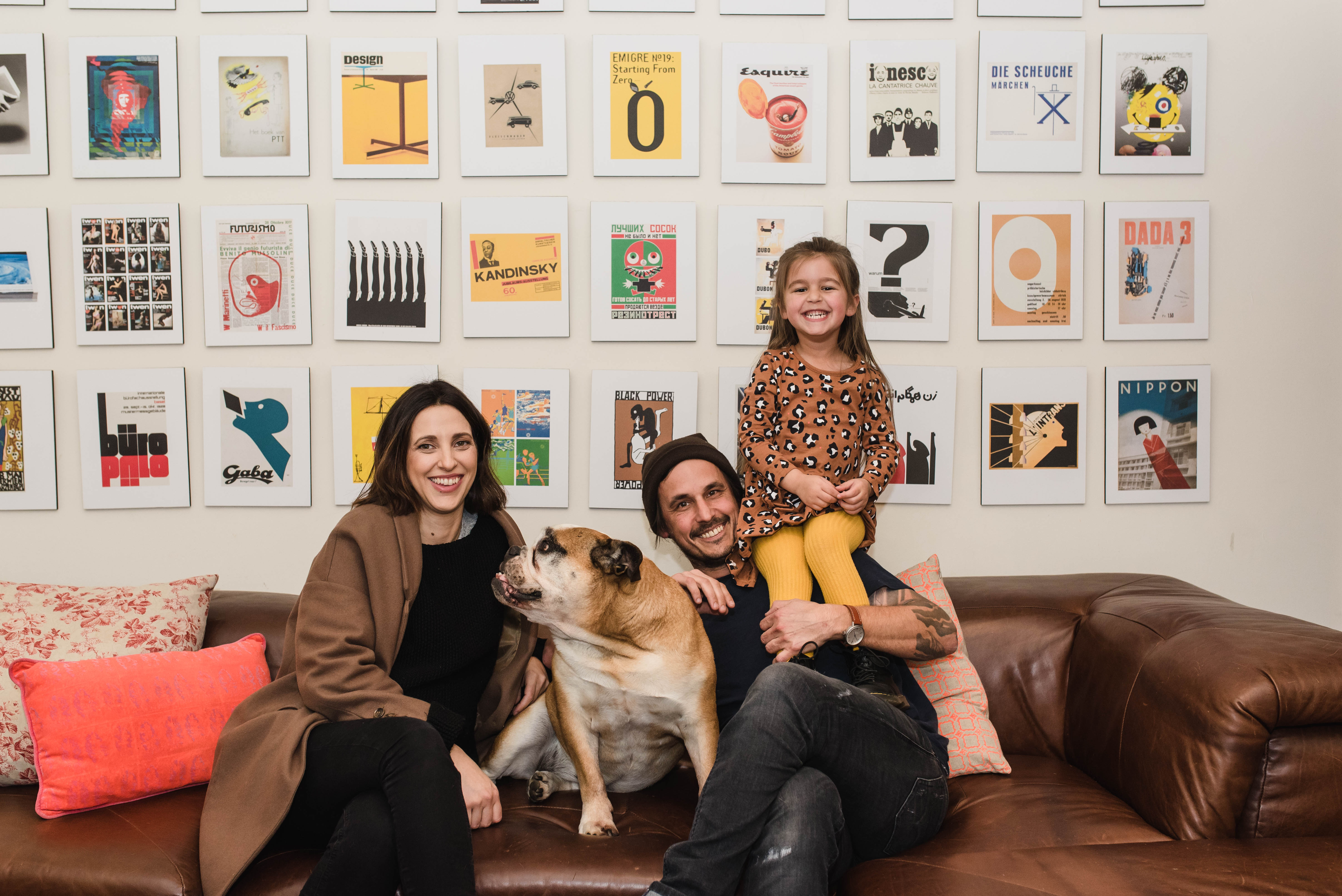 MEET: Symon(The Winning Dad) & Family