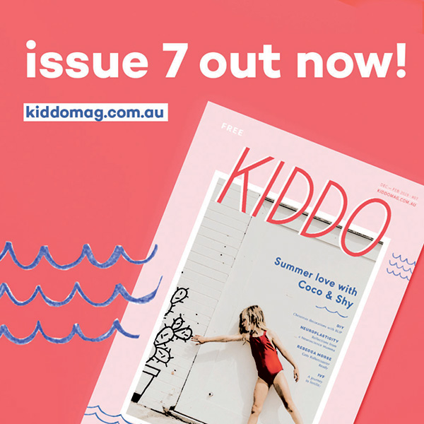 kiddo issue 7 adelaide kids magazine