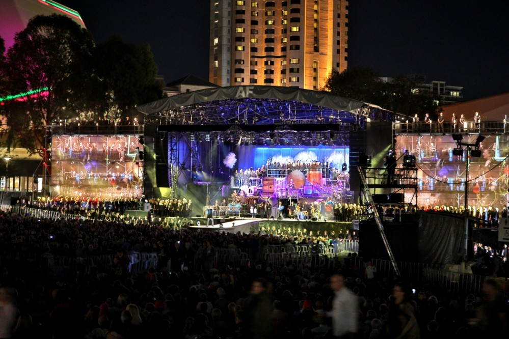 YOUR GUIDE TO ADELAIDE FESTIVAL