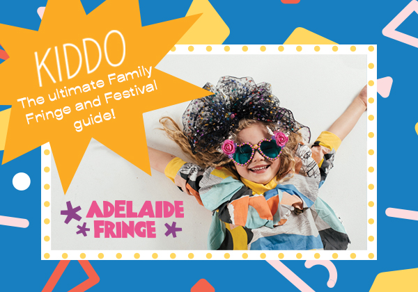 How on Earth do we decide which Fringe shows to go and see with the kids?