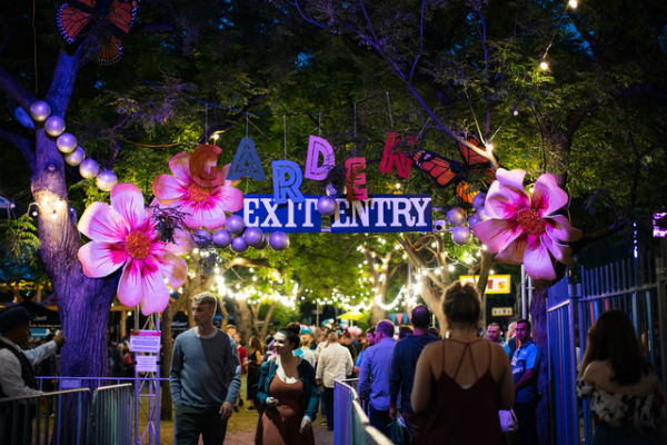 YOUR GUIDE TO THE GARDEN OF UNEARTHLY DELIGHTS