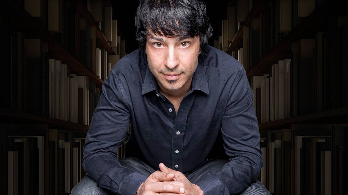 REVIEW: Arj Barker 'We Need To Talk'