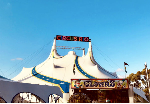 REVIEW: Feel The Heat At Circus Rio
