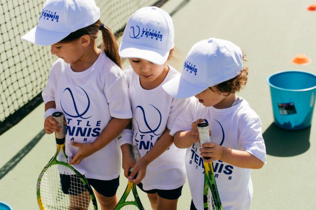 little tennis school