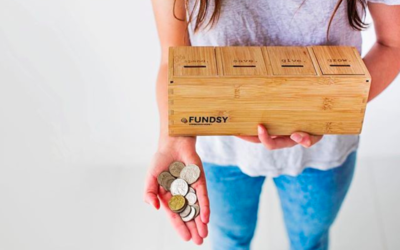 Fundsy: The Conscious Money Box Every Child Needs