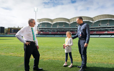 Go Behind The Scenes At Adelaide Oval These School Holidays