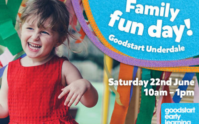 Goodstart Underdale Family Fun Day