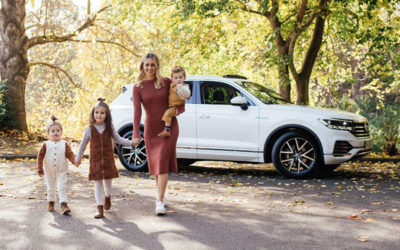 TEST DRIVE: 7 seater VW Touareg Family Friendly Luxury