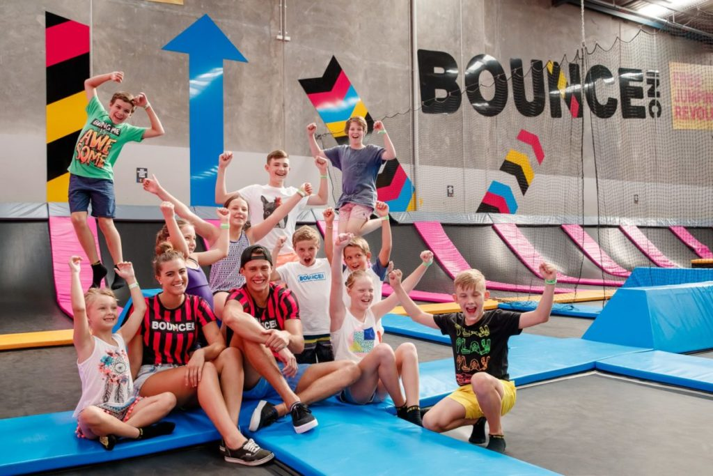 bounce kids party venur