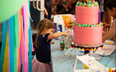 Flip out with a Gymnastics Birthday Party