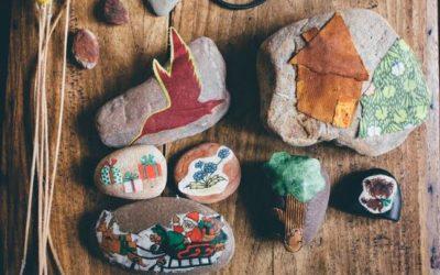 DIY: Story Stones by Nature Play SA's Jason Tyndall