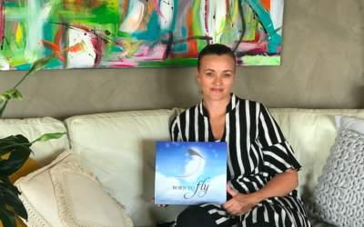 Meet The Local Adelaide Lady Turning Grief into Hope with Her Book 'Born To Fly'