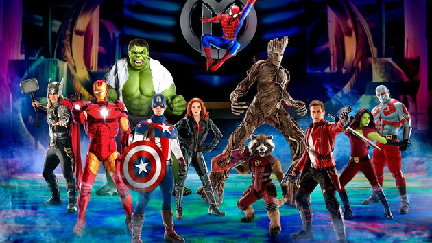 Win a Family Pass to Marvel Universe Live