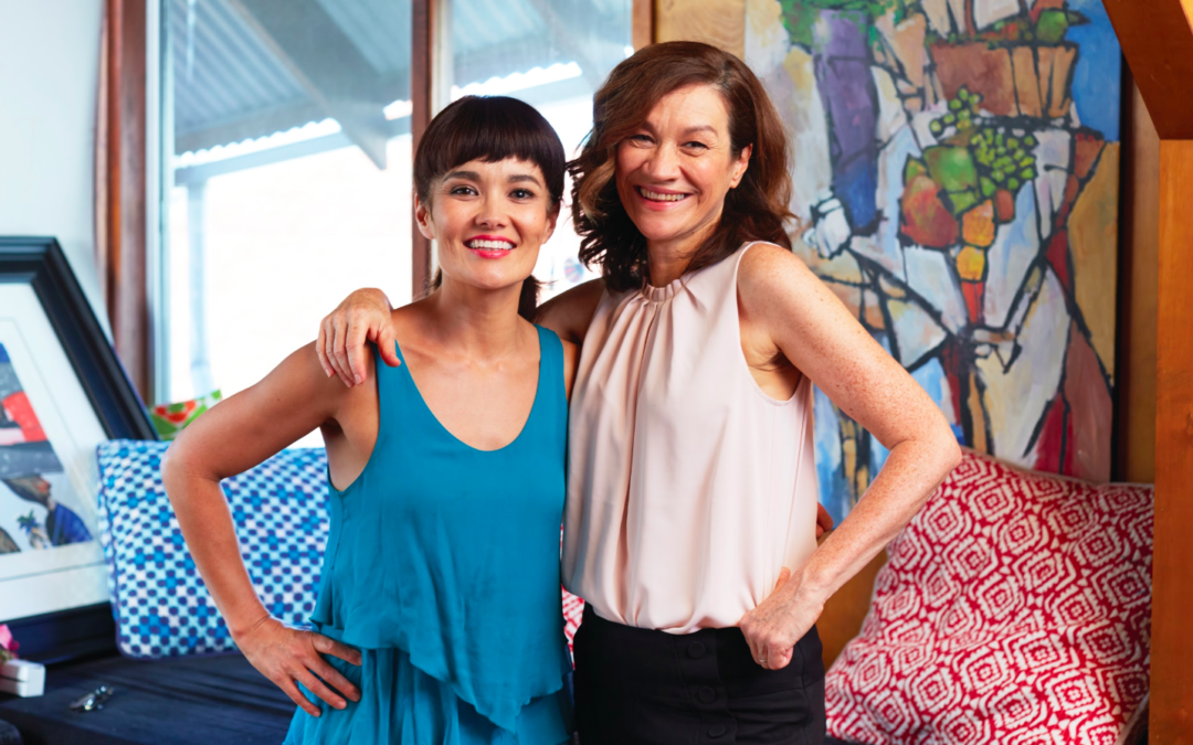 All You Need to Know About Aunt Flo – With the DOLLY DR and Yumi Stynes!