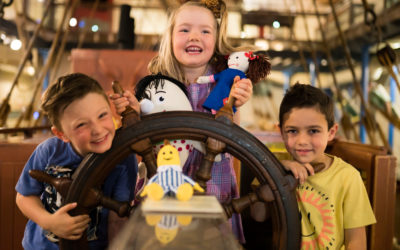 SA MARITIME MUSEUM IS CELEBRATING PLAY SCHOOL'S 50TH