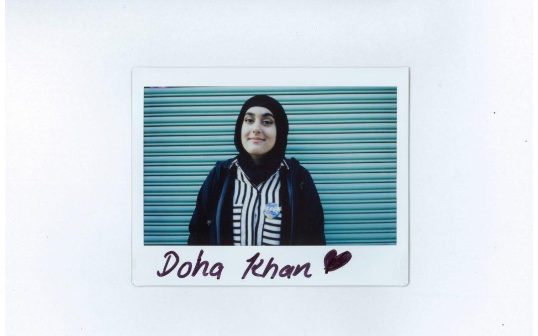 MEET THIS MONTH'S MAKER: DOHA KHAN