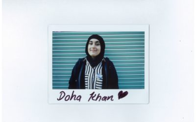 MEET THIS MONTH'S MAKER: DOHA KHAN