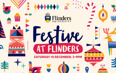 GET FESTIVE AT FLINDERS