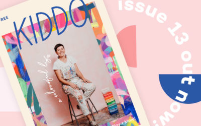 ISSUE 13 OUT NOW!
