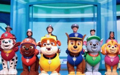WIN: A FAMILY PASS TO PAW PATROL LIVE