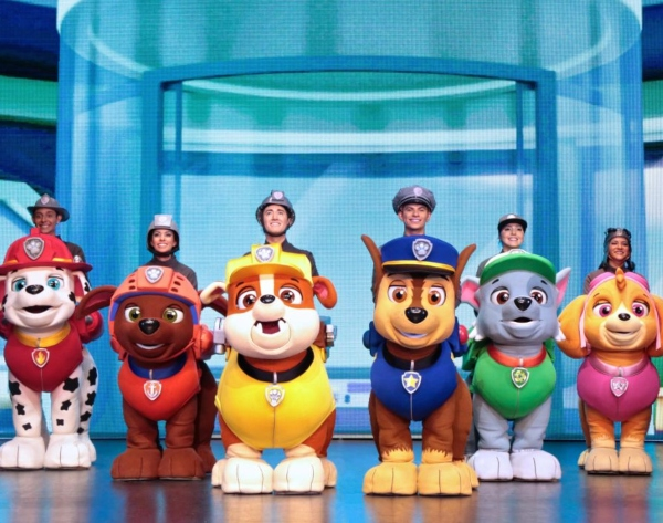 RACE TO THE RESCUE – PAW PATROL LIVE IS RETURNING TO ADELAIDE