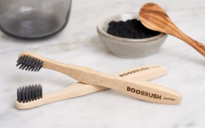 BOOBRUSH: THE VEGAN, ETHICAL, SUSTAINABLE, BIODEGRADABLE BAMBOO TOOTHBRUSH