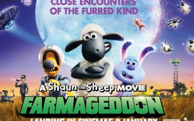 WIN: A FAMILY PASS TO SHAUN THE SHEEP MOVIE: FARMAGEDDON