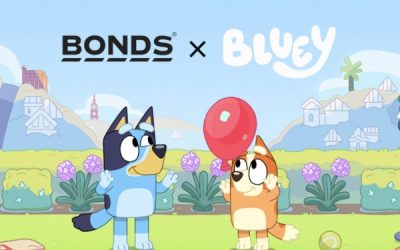 BONDS X BLUEY RANGE FOR KIDDOS AND BUBS