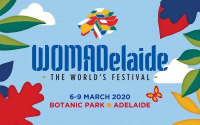 WIN: 2 x WOMAD ADULT 4 DAY PASSES VALUED AT $792 – (Kids 12 and under are FREE)