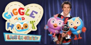 giggle and hoot puppets