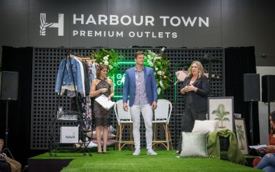 GO ALL OUT(LET) AS A VIP AT HARBOUR TOWN