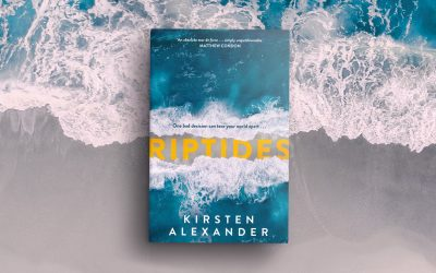 BOOK REVIEW: RIPTIDES BY KIRSTEN ALEXANDER