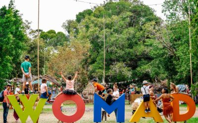 YOUR KIDDO FESTIVAL GUIDE TO WOMAD