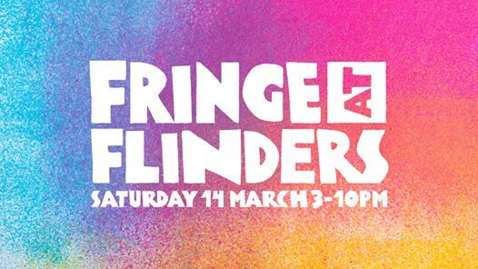 LAUGH UNTIL YOUR SIDES HURT AT FRINGE AT FLINDERS