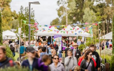 ST PETERS FAIR RETURNS TO LINDE RESERVE