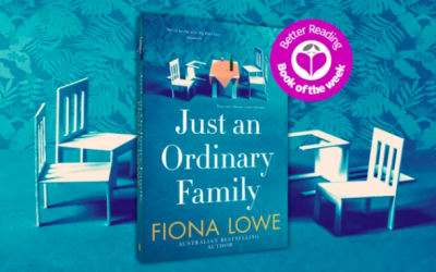 BOOK REVIEW: JUST AN ORDINARY FAMILY BY FIONA LOWE
