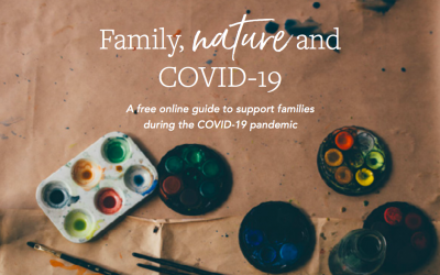 HERE'S WHERE YOU CAN DOWNLOAD NATURE PLAY SA'S NEW RESOURCE – FAMILY, NATURE AND COVID 19