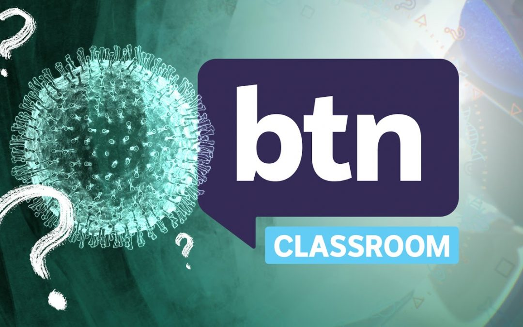 STAY INFORMED AND GO BEHIND THE NEWS WITH BTN CLASSROOM!