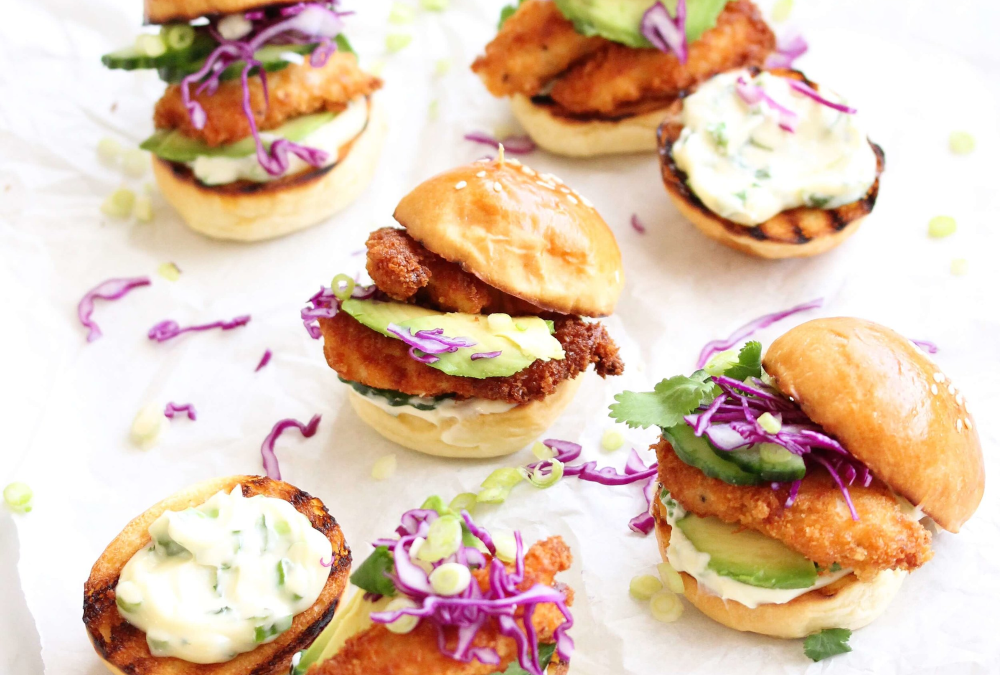 Annabel Cooks: Chicken Sliders