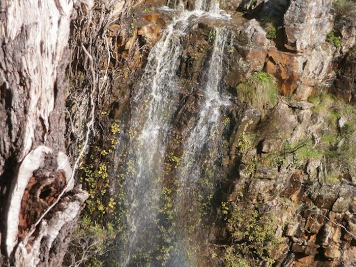belair waterfall