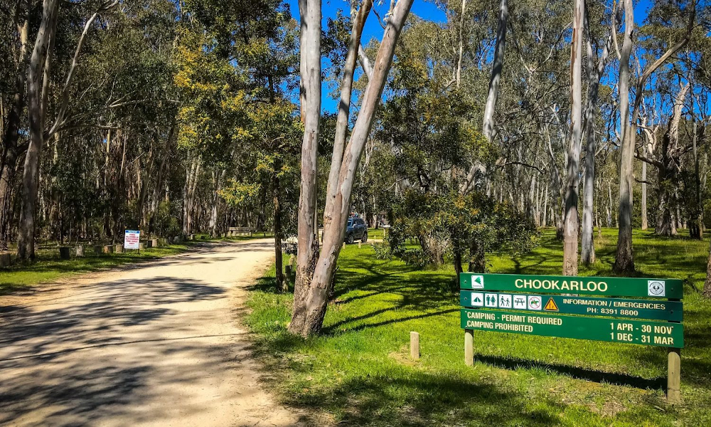 chookalaroo campground