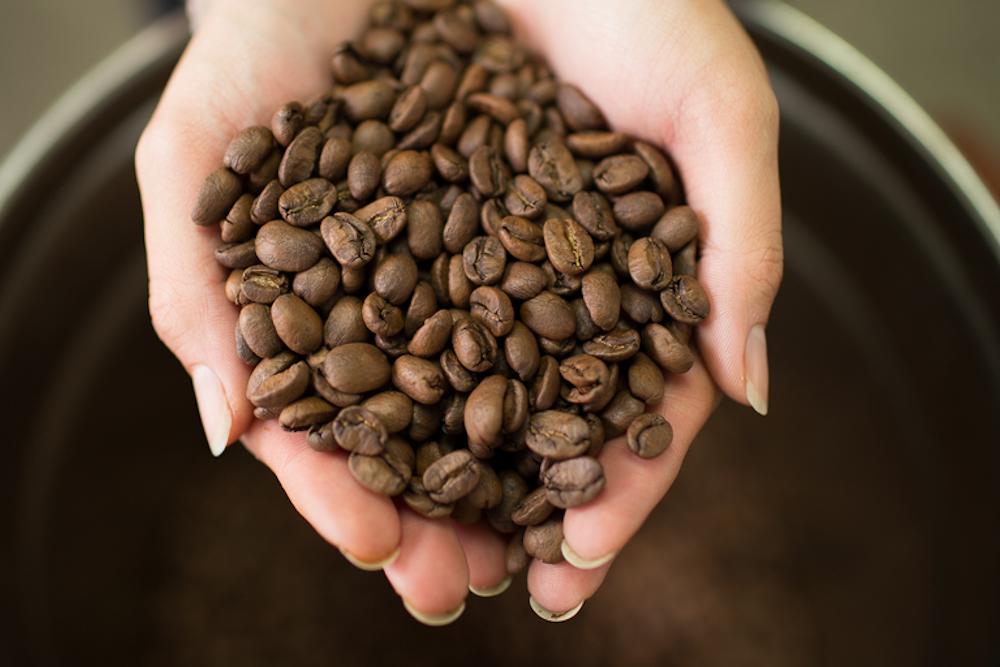 coffee barun beans