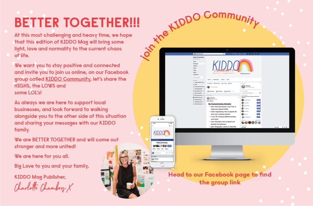 kiddo community