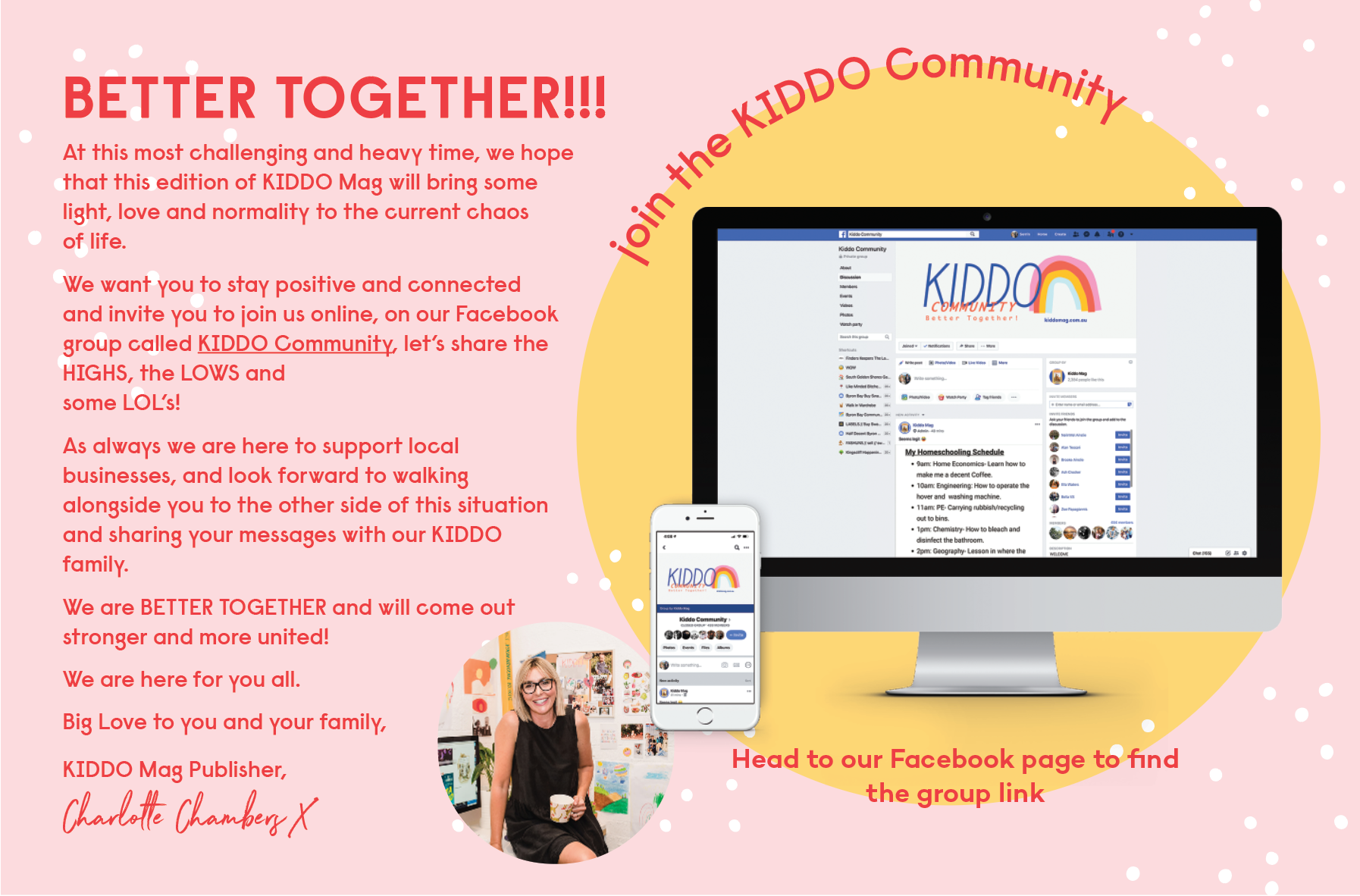 kiddo community
