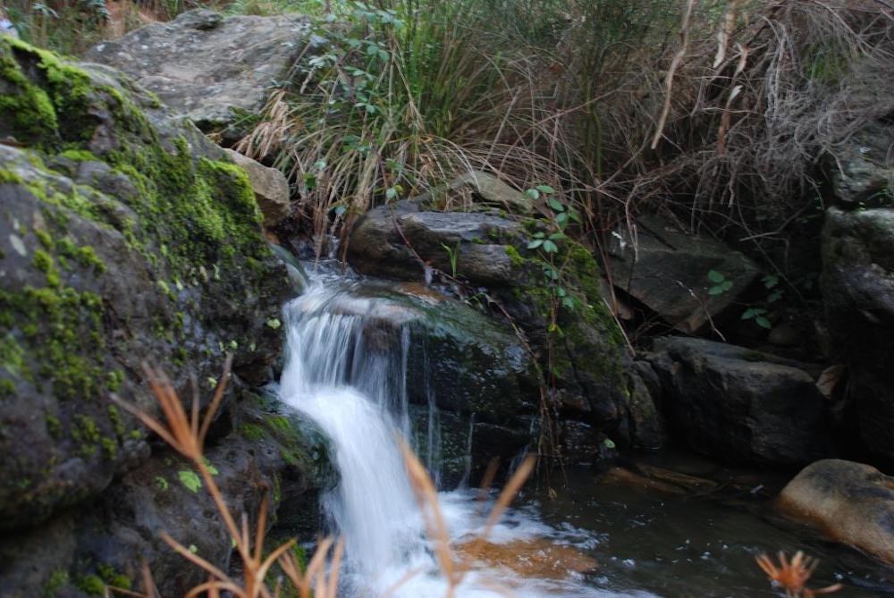 three falls grand hike