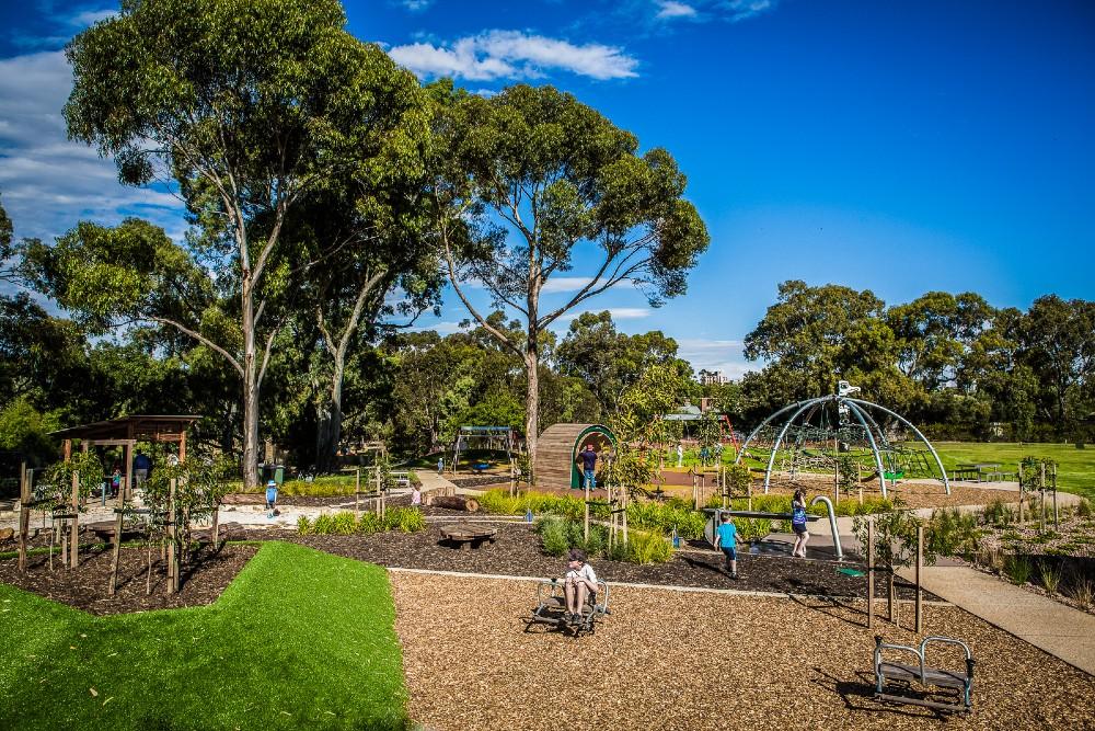 Bonython Park Playground