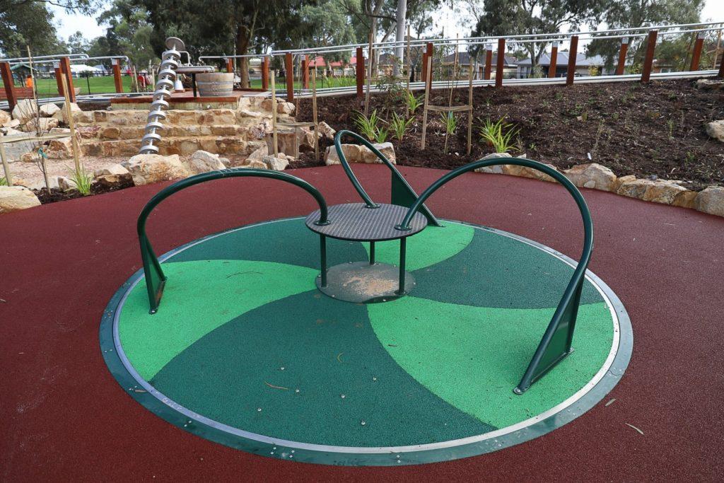 Hendrie Stret Playground