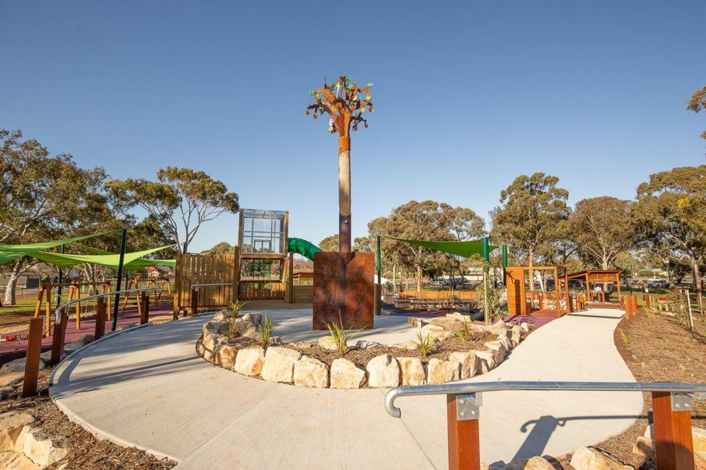 Hendrie Street Playground